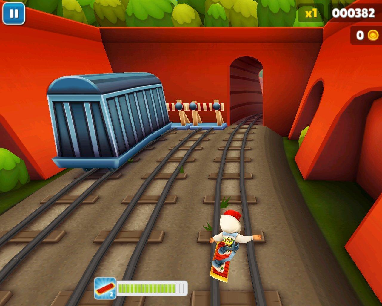 Где скачать и как установить игру subway surfers на пк компьютер.